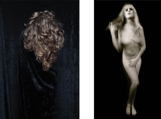 Left image: Jocelyn Allen Right image: Anne Vinogradoff